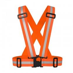 Reflexvästen - Orange